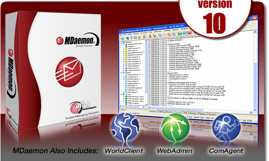 MDaemon NEW version 10
