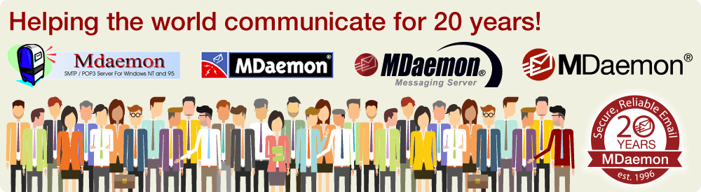 Helping the world communicate for 20 years!