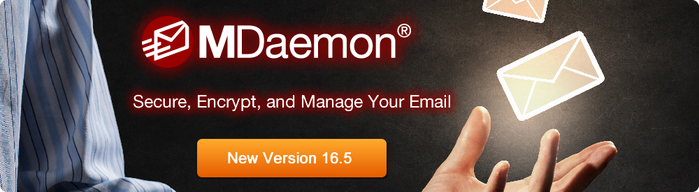 MDaemon 16 mail server